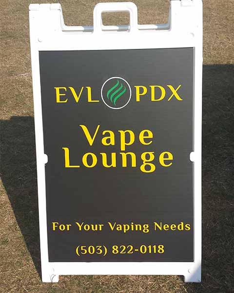 custom vinyl outdoor advertising signs