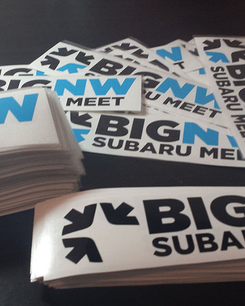 custom vinyl stickers online